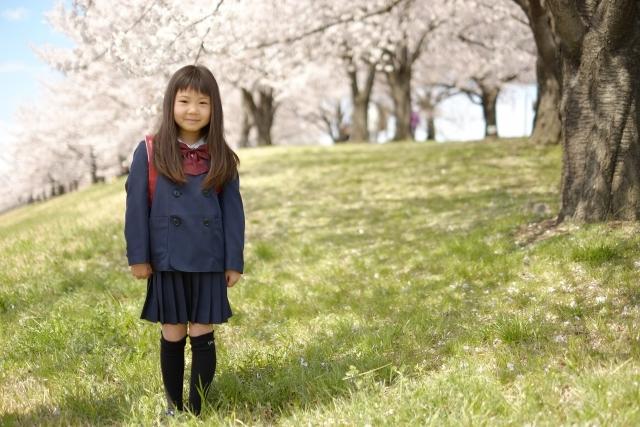 小学生の女の子4